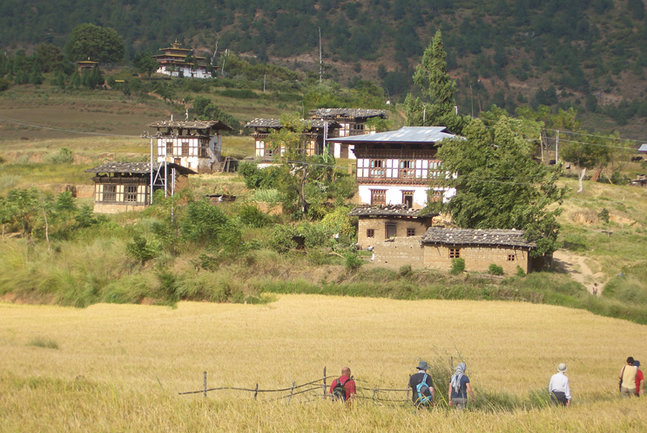 Gentle Walking Bhutan holiday with Mountain Kingdoms