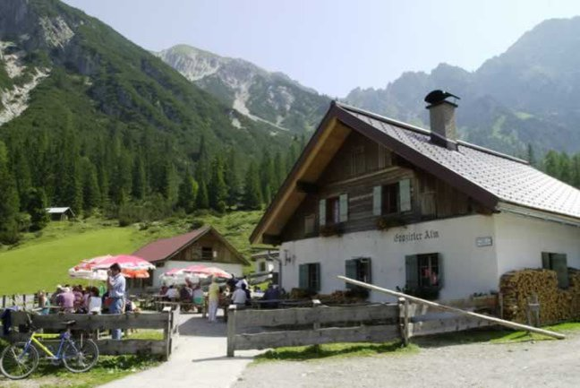 Mountainhut