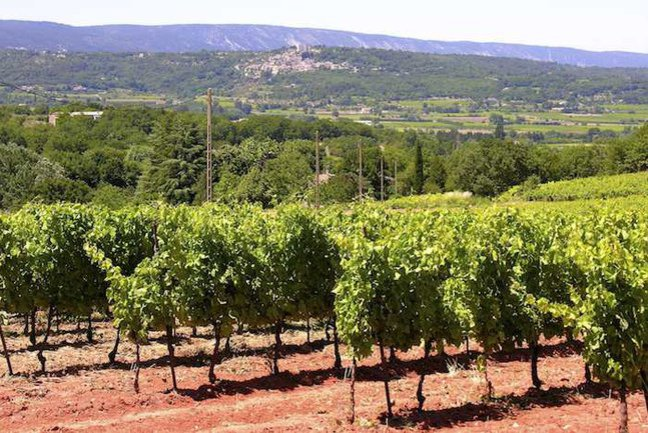 Hill-Top Villages of the Luberon
