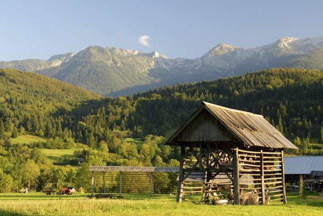The Lakes & Julian Alps Walk