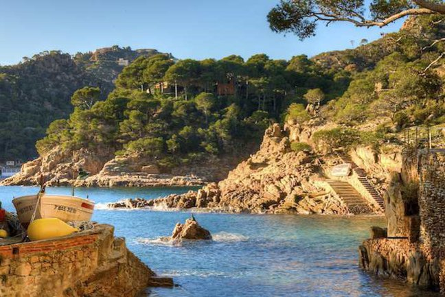 Along the Catalan Coast Walk