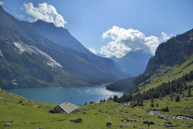 Lake Oeschinensee & Beyond Walk