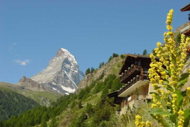 Zermatt & the Mighty Matterhorn