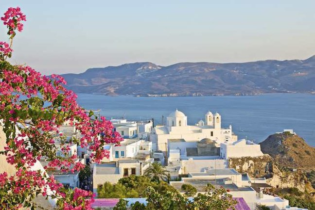 The Enchanting Cyclades Walk