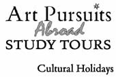 Art Pursuits Abroad Study Tours 2017