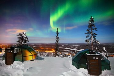 Exceptional Winter Holidays in Finland