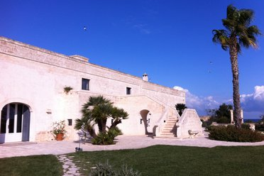 San Domenico Golf Club, Puglia, Italy