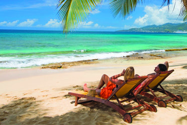 Escape the winter; the sun blessed beaches of Grenada
