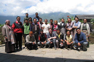 Investing in Sherpa Social Entrepreneurs and Village Co-operatives
