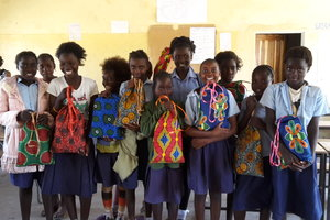 Supporting the Provision of Personal Care Kits to 100 Girls at Twabuka Community School, Zambia